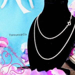 NWOT Tiffany & Co Paloma Picasso Pendant Chain 24""